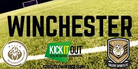 Recreational Football  Winchester tickets