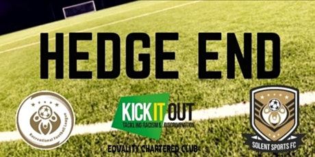 Recreational Football Hedge End tickets