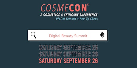 Eastridge Center x CosmeCon 2020 tickets