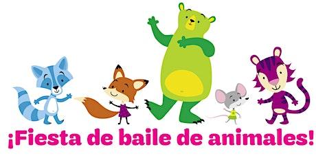 ¡Fiesta de baile de  animales! entradas