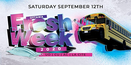 Ottawa Frosh Week 2020 tickets