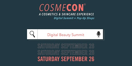Shops at South Town x CosmeCon 2020 tickets