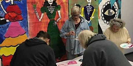 Catrina Painting Days tickets