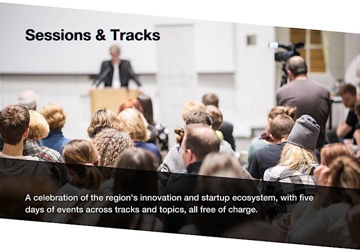 Techstars Startup Week Online image