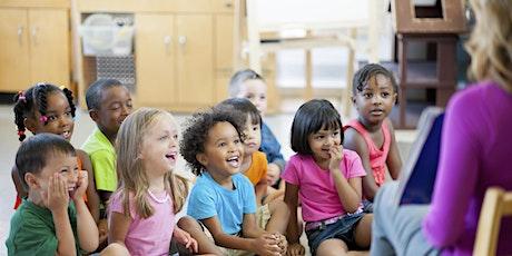 Choosing a Preschool: Evaluating Options in a COVID World tickets