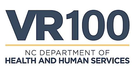 100th Anniversary Celebration of North Carolina Vocational Rehabilitation tickets