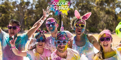 Colour Frenzy Sunshine Coast! tickets
