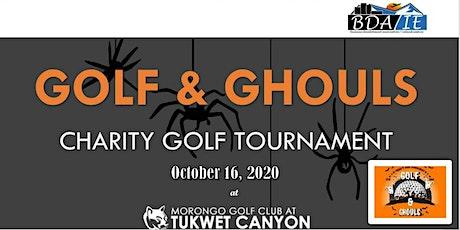 "BDA/IE 5th Annual ""Golf & Ghouls"" Charity  Golf Tournament tickets"