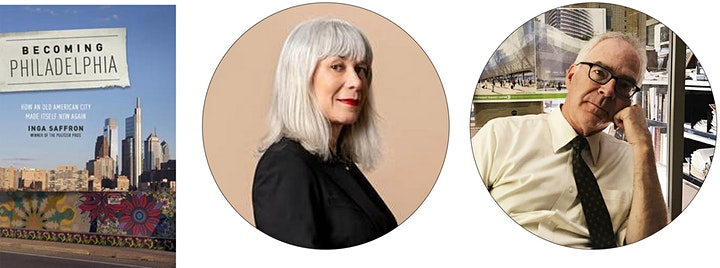 "2020 A+C Festival   Authors Series: ""Becoming Philadelphia"" w/ Inga Saffron image"
