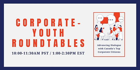 Corporate-Youth Roundtables billets