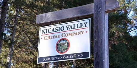 Terrific Tastings: Nicasio Valley Cheeses tickets