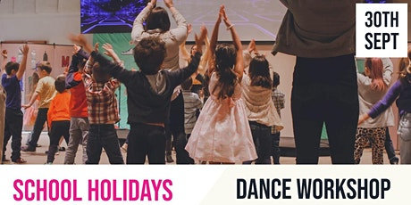SCHOOL HOLIDAYS | Dance workshop @ Mitchell Park tickets