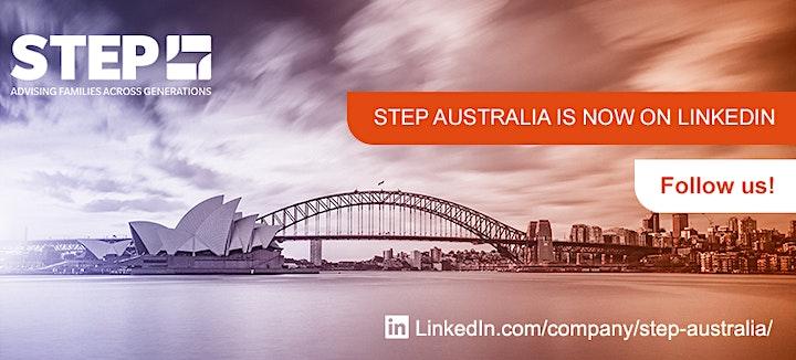 STEP Australia 2021 Conference image