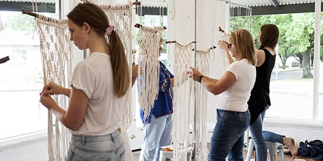 Macrame for Beginners tickets