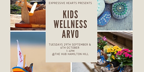 Kids Wellness Arvo tickets