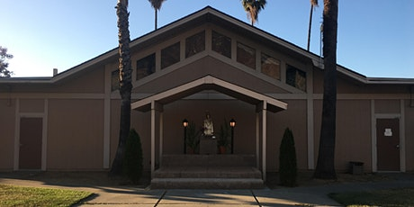 Outdoor Sunday English Mass St. Julie Billiart  San Jose CA tickets