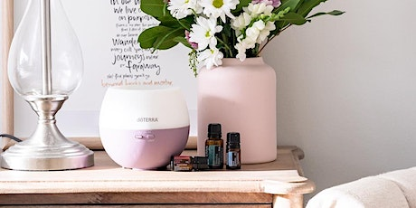 Oils for healthy happy homes ZOOM EVENT tickets