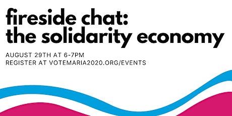 Fireside Chat: The Solidarity Economy ingressos
