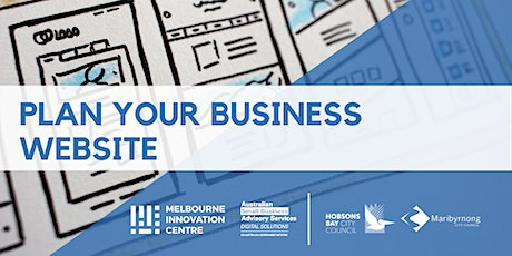 Plan Your Business Website - Hobsons Bay & Maribyrnong tickets