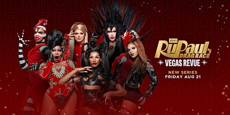 Dragrace Vegas Revue Viewing Party tickets