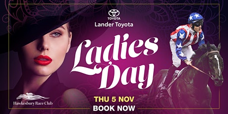 Lander Toyota Ladies Day tickets