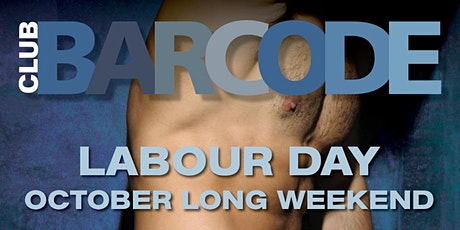 BARCODE LABOUR DAY Weekend Sunday 4 October tickets