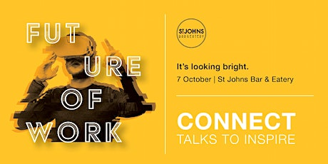 Connect: Talks to Inspire - Future of Work tickets