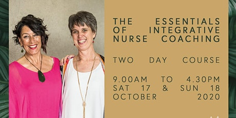 The Essentials Of Integrative Nurse Coaching - Christchurch tickets