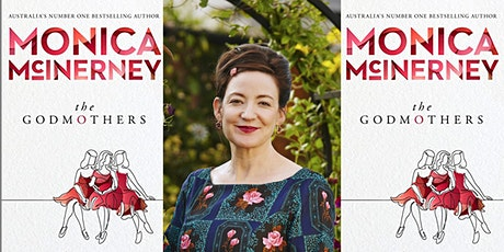 Library Online: In-conversation with Monica McInerney - 'The  Godmothers' tickets