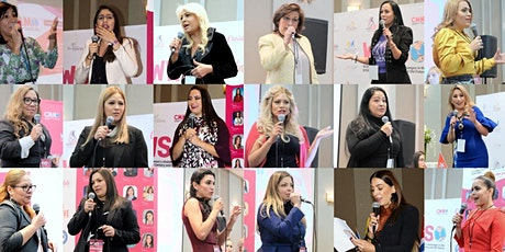 V WOMEN'S WORLD SUMMIT/ V CUMBRE MUNDIAL DE MUJERES entradas