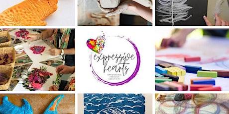 Expressive Art Workshops for Kids tickets