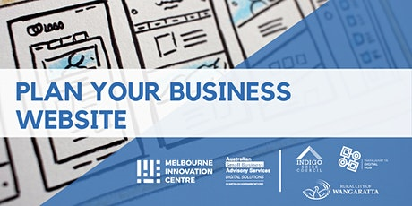 Plan Your Business Website - Indigo & Wangaratta tickets