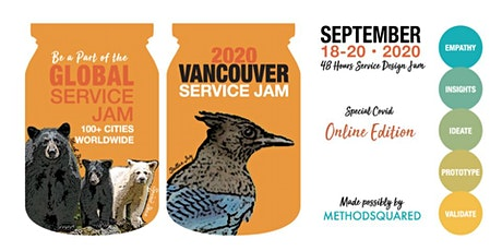 Vancouver Service Jam 2020 - 7th Annual [Online Edition] tickets