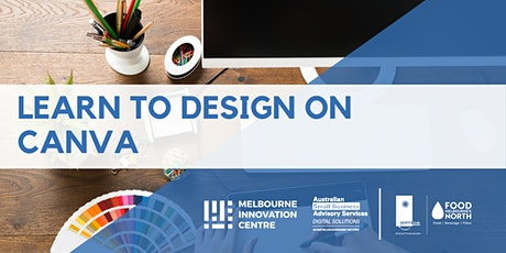Learn to Design on Canva - Bundoora tickets