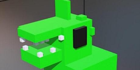 Voxel Video Game Art Online Workshop tickets