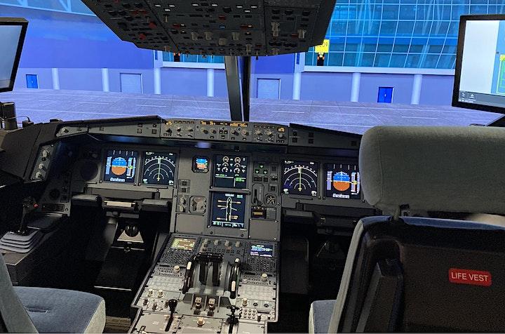 民航機師飛行體驗日 Airline Pilot Flight Experience Day image