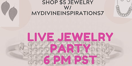 Free Jewelry Party tickets