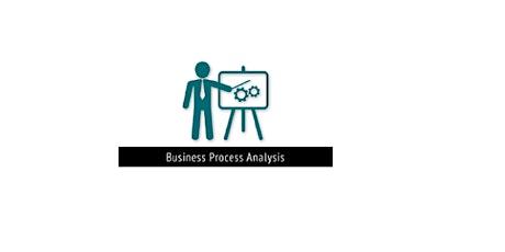 Business Process Analysis & Design 2 Days Training in Dusseldorf billets