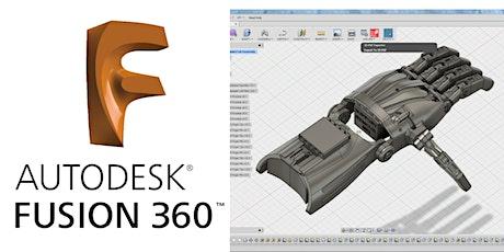 Fusion 360 Workshop tickets