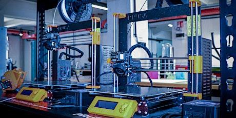FDM 3D-Druck: Prusa MSU Tickets