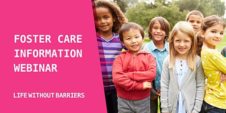Live Foster Care Information Webinar - Central Coast/North Sydney NSW tickets