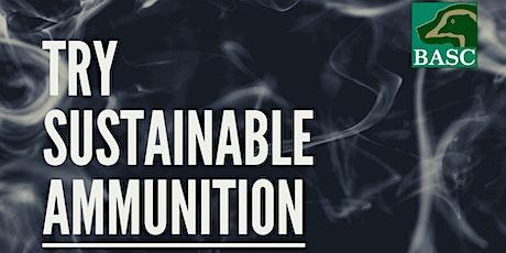 Try Sustainable Ammunition Day - Yeaveley, Ashbourne, Derbyshire tickets