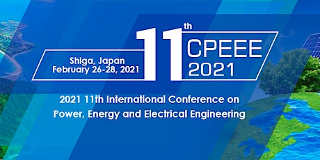 11th Intl. Conf. on Power, Energy and Electrical Engineering (CPEEE 2021)