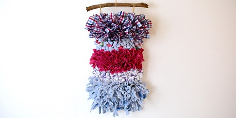 Rag Rug and Sip – Boho Wall Hanging tickets