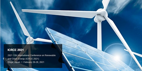 2021 11th International Conference on Renewable and Clean Energy-ICRCE