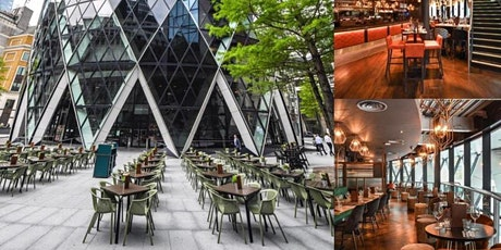 Sterling Gherkin | Friday Network Afterwork  tickets
