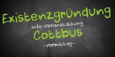 Existenzgründung Informationsveranstaltung Cottbus Tickets