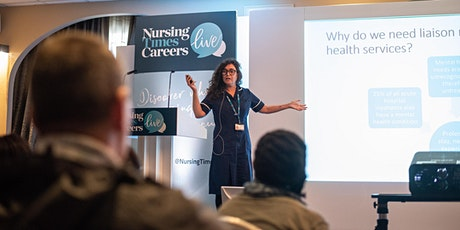 Nursing Times Careers Live London 2020 tickets