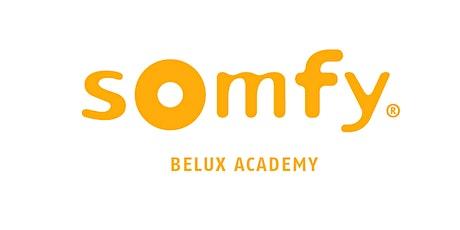 Training Basis motorisatie Somfy NL tickets