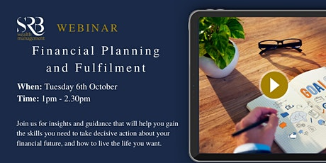 Forging the path of your future - Financial Planning and Fulfilment tickets